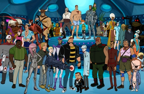 Image of Venture Bros.
