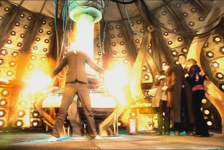 """DOCTOR WHO """"The Stolen Earth"""": Wait–WHAT?!? 